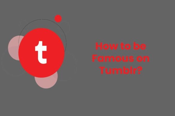 How to be Famous on Tumblr?