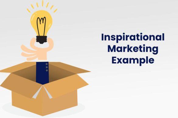 Inspirational Marketing Example
