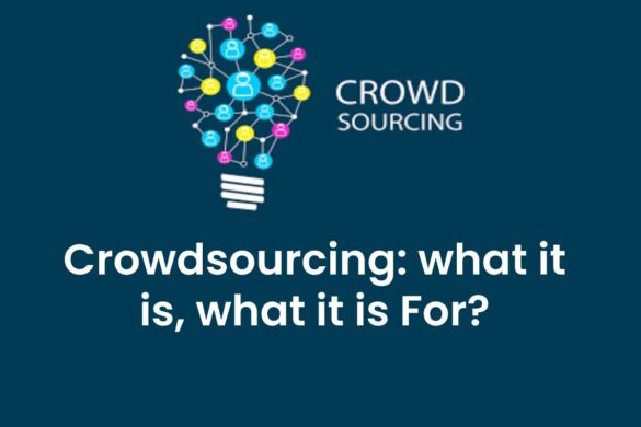 Crowdsourcing: what it is, what it is For?