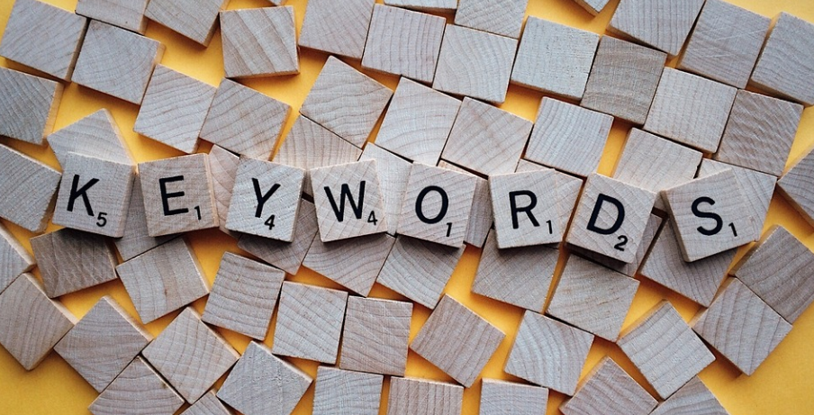 Use keywords to appear in searches.